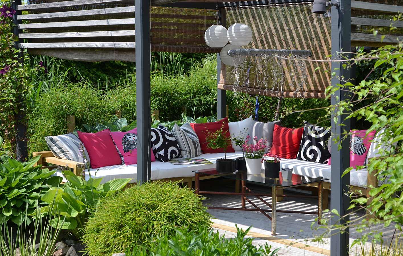 Terrasse – Zaun – Garten: Holzmarkt Wigbels